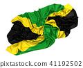 ธงประจำชาติของจาเมกา 41192502
