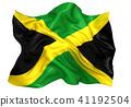 ธงประจำชาติของจาเมกา 41192504