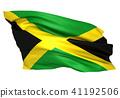 ธงประจำชาติของจาเมกา 41192506