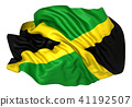 ธงประจำชาติของจาเมกา 41192507