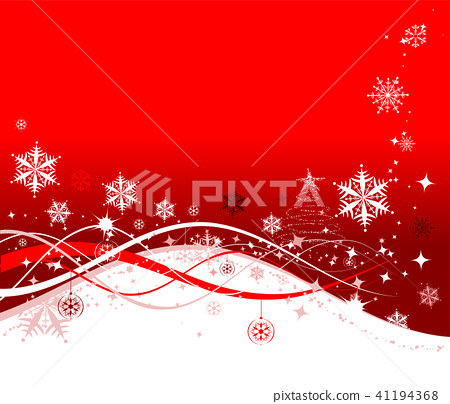 Christmas holiday background, vector illustration for your design 41194368