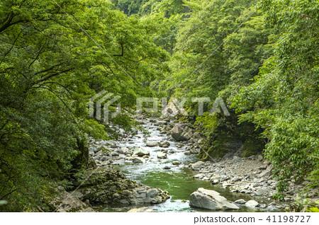 산골짜기, 풍경, 경치 41198727