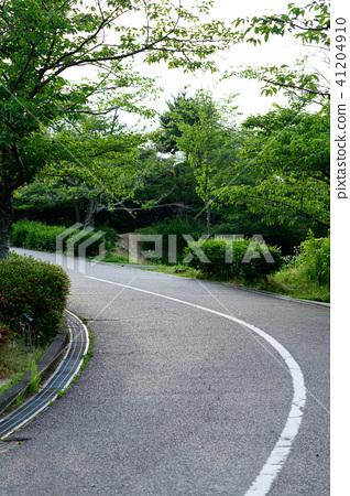 공원 달리기 코스 41204910