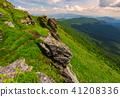 landscape, rocky, hill 41208336