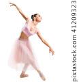 舞者 芭蕾舞女 女人 41209323