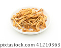 Dried lily flower: Dried lily flower 41210363