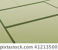 tatami, tatami mat, computer graphic 41213500