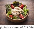 샐러드 치킨 샐러드 41214004