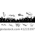 ภาพเงา,ปรบมือ,ตัวอักษร 41215397