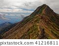가을, 산, 아카다케 41216811