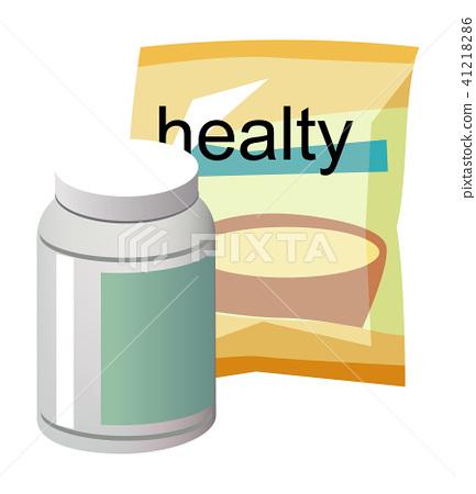 補充保健食品 41218286