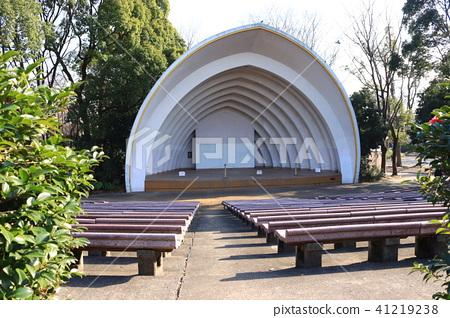 Kawasaki City Nakahara Heiwa Park Amphitheater 41219238