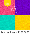 Line Music Patterns 41220673