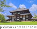 Todaiji Temple ภายใต้สภาพอากาศที่ชัดเจน 41221739