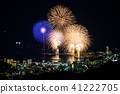 skyrocket, Fireworks Display, display of fireworks 41222705