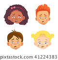 emotion vector cartoon 41224383