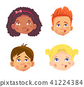 face, emotion, cartoon 41224384