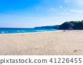 (静冈县)Izushita Tata多镇海滩海滩 41226455