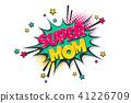 super, mom, comic 41226709