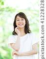 여성, 여자, 아시아인 41228328
