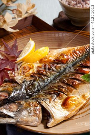 烤鯖魚 41231013