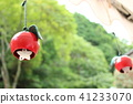 summer, wind chime, wind bell 41233070