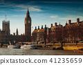 Big Ben and Westminster, London, England, UK 41235659