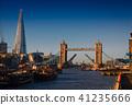Tower Bridge, London, England, UK 41235666