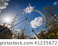 London Eye, London, England, UK 41235672