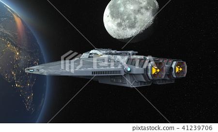 우주선 41239706