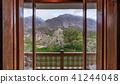 door, open, view 41244048