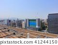 在博多站周圍拍攝住吉方向建築群 41244150