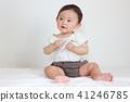 ทารก,เด็ก,ที่ว่าง 41246785