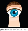 keyhole male concept 41247163