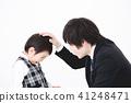 父子入學儀式 41248471