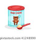 milk, powder, baby 41248990