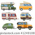 Rv Trucks, Caravans and Trailers 41249108