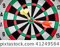 目标 箭头 箭 41249564