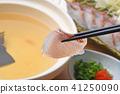 อาหารญี่ปุ่น Snapper Shabu 41250090