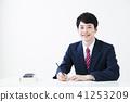 高中生男性考試考試教育學習 41253209
