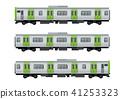 火车 电气列车 马车 41253323