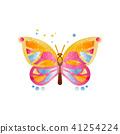 矢量 矢量图 蝴蝶 41254224