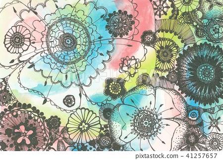 Floral 41257657