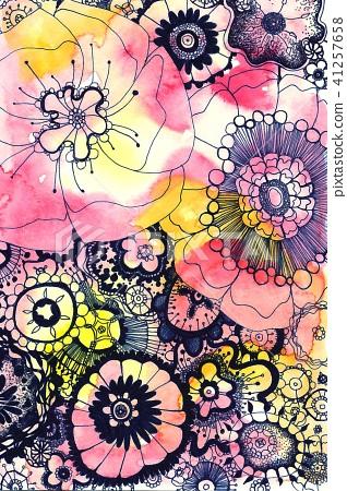 Floral 41257658