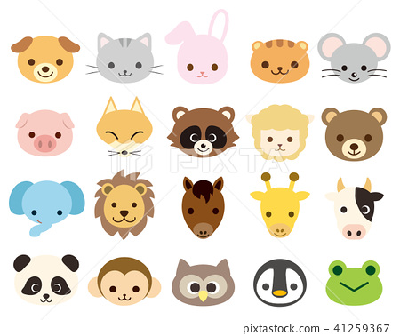 動物 矢量 圖標 41259367