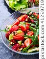 salad strawberry food 41259719