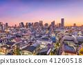 West Shinjuku, Tokyo, Japan Cityscape 41260518