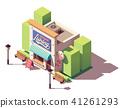 vector, shop, store 41261293