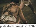 Sumo wrestling 41263282
