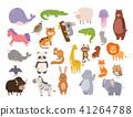 vector animal cute 41264788
